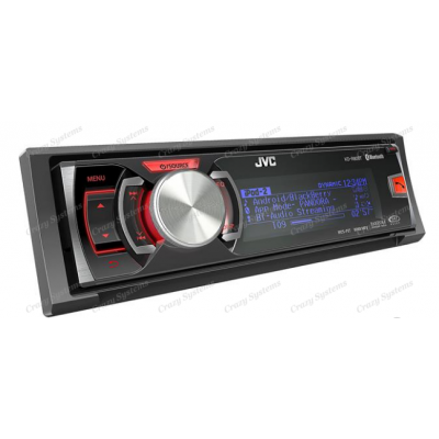 JVC KD-R80BT - CD Receiver with USB / iPod / BT