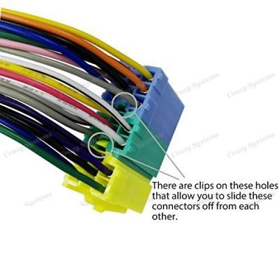 Audi, Skoda, Seat 20pin Adapter Harness for 8pin Integration Kits