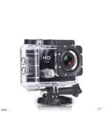 """2.0"""" LCD HD Waterproof Action Sports Camera - 1080P 15FPS - Multiple Accessories"""