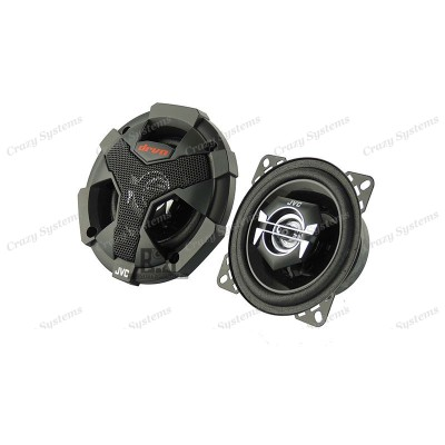 "JVC CS-V427 | 4"" 2-Way 160W Speaker Pair"