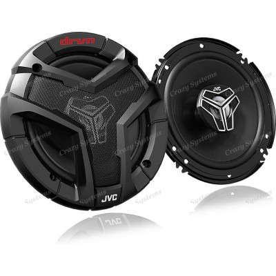 "JVC CS-V628 | 6½"" 2-Way 250W Speaker Pair"
