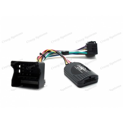 Ford Steering Wheel Control Interface Vehicles with 12V Ignition Feed in Harness