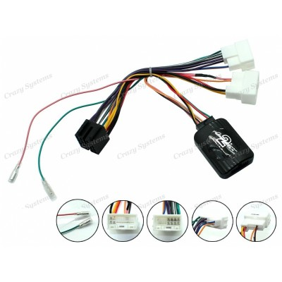 Hyundai Steering Wheel Control Interface. For Non Amplified Vehicles