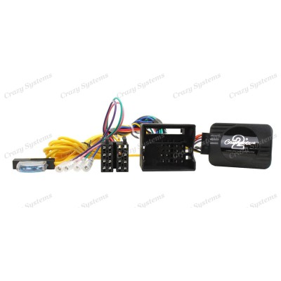 Mercedes W204 / W212 Steering Wheel Control Interface. For Non Amplified Vehicle