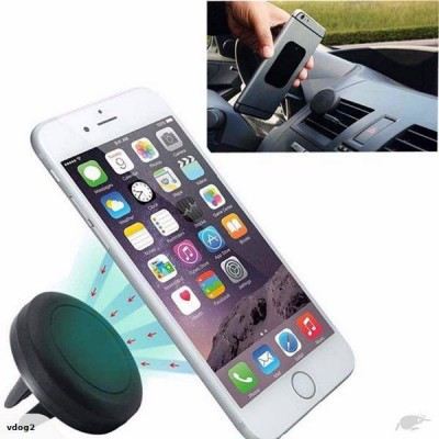 Universal Magnetic Car Air Vent Phone Mount / Holder