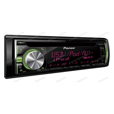 Pioneer DEH-X3650UI - CD USB iPod Android Stereo Receiver