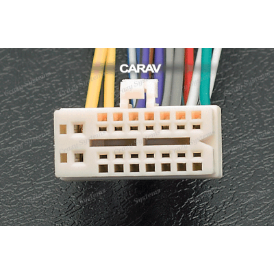 CLARION (select models) - ISO Wiring Loom Harness