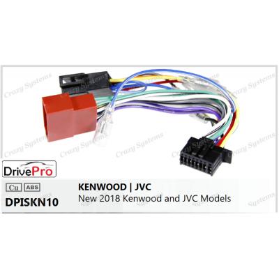 KENWOOD / JVC 2018+ Radios (select models) - ISO Loom