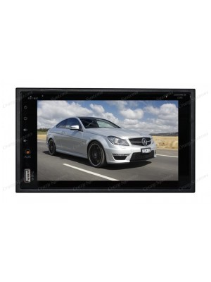 DrivePro DPR6261 Capacitive Touchscreen, DVD, Navigation Ready, MirrorrLink, BT