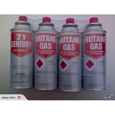 Butane Gas **28pk box**