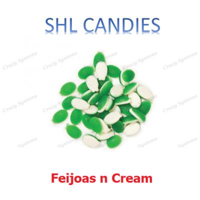 Gummi Feijoa n Cream Candy *SHL Candies* - (2kg bag | apx 390pcs)