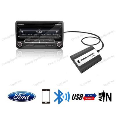 DrivePro Ford FD01 Bluetooth Usb Aux Integration Car Kit