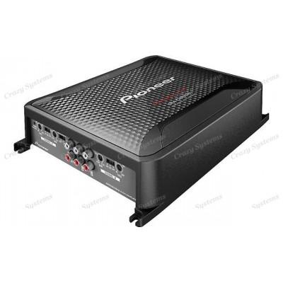 Pioneer GM-D8604 | 4 Channel Class D 1200W Power Amplifier