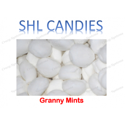 Granny Mints Candy *SHL Candies* - (2kg bag)