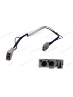 14 Mhz Fm Band Expander Honda Odyssey Dual Pins Aerial Connection