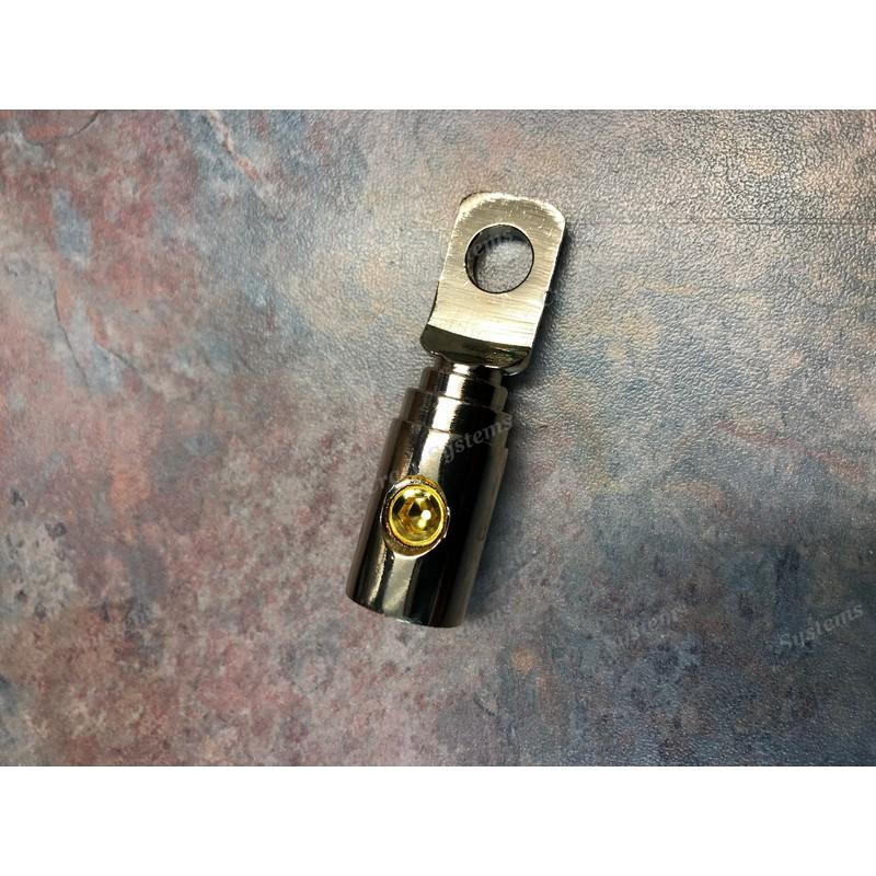 8 Gauge Battery Terminal Lug *Easy Allen Key Crimp Lock*