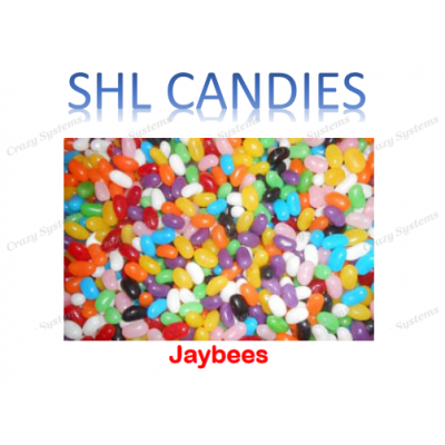 Jelly Beans Candy *SHL Candies* - (2kg bag)