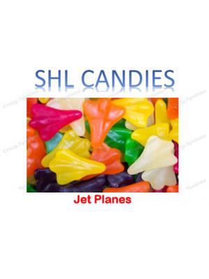 Pascall's Jet Planes *SHL Candies* - (2kg bag)