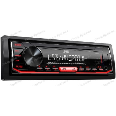 JVC KD-X152 USB AUX NZ Tuner 1x Pre Outs Car Stereo
