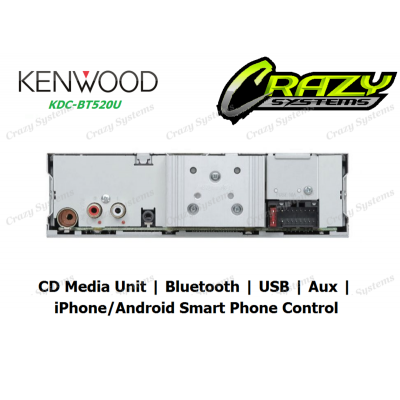 Kenwood Stereos