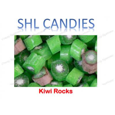 Kiwi Rocks Hard Boiled Candy *SHL Candies* (2kg bag)