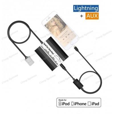 DrivePro BMW BM01 (17pin) MFI Lightning iPod/iPhone Integration Kit