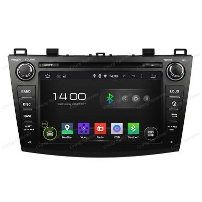 Mazda 3 / Axela Android 5.1 OEM Radio (2009-2013) - GPS,BT, WIFI, MirrorLink,3G