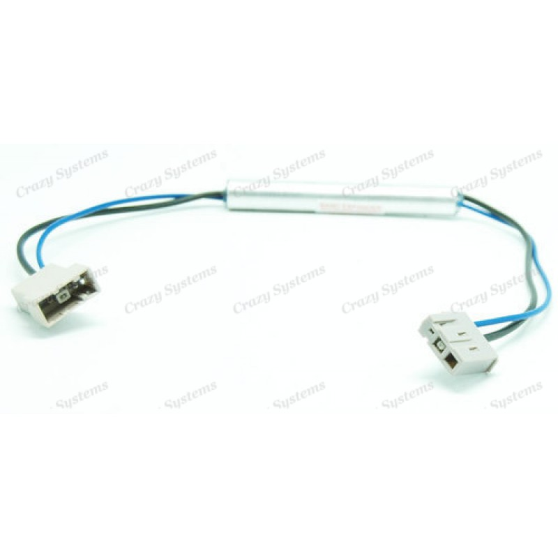 14 Mhz Fm Band Expander Nissan (2005+) Aerial Connection