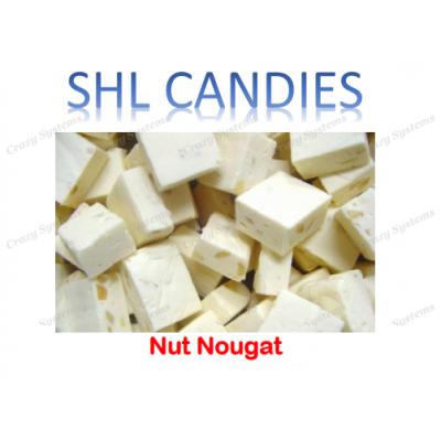 NZ made Nut Nougat *SHL Candies* - (2.5kg bag)