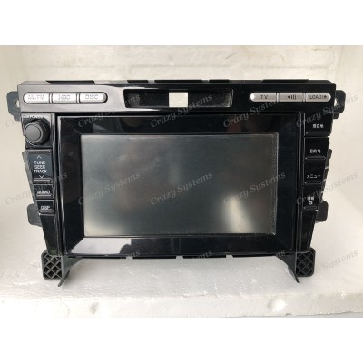 Mazda Cx7 (07-12) - Jap Navigation Radio *BOSE, Dual Camera, Steering Controls