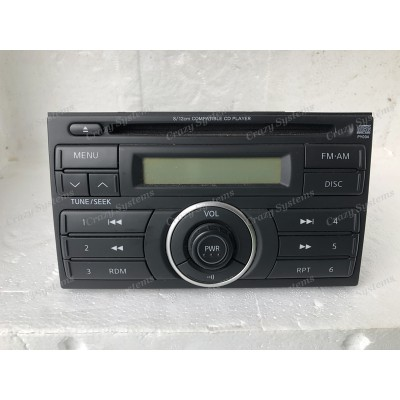 NISSAN OEM Radio - CD, FM, AM