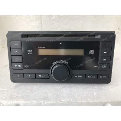 Toyota 200x100mm OEM Radio *CD*