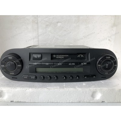 Genuine VOLKSWAGEN New Beetle OEM NZ Radio