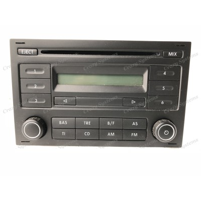 Volkswagen Polo 2005-2009 Original Radio