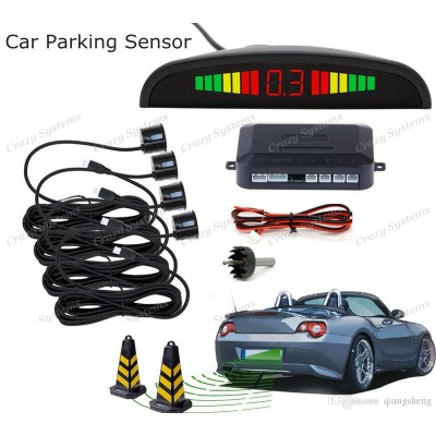 4 Front Parking Guidance Sensors *Color matched* - Including Installation
