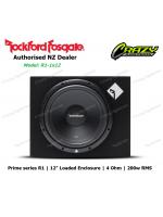 "Rockford Fosgate R1-1x12 Prime Single R1 12"" Loaded Enclosure (200w RMS | 4 ohm)"