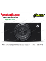 """Rockford Fosgate P3S-1x12 Prime 12"""" R2S Shallow Loaded Enclosure (250w RMS)"""