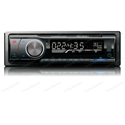 DrivePro DP6219 Bluetooth USB AUX AM/FM Radio