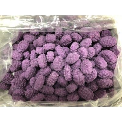 Maycey's Grape Rocks - Hard Candy *SHL Candies* (apx 1.5kg bag   apx 265pcs)