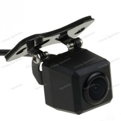 DrivePro DPC6251 Universal Wide Angle HD Reverse Camera - With Parking Lines