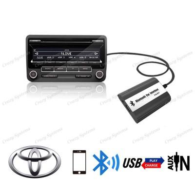 DrivePro Toyota Bluetooth Usb Aux Integration Car Kit