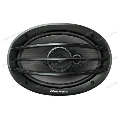"Pioneer TS-A6964S | 6x9"" 3-Way 400W Speaker Pair"
