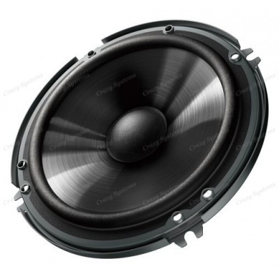 "Pioneer TS-G1605C 6.5"" 2-Way Component Speakers"