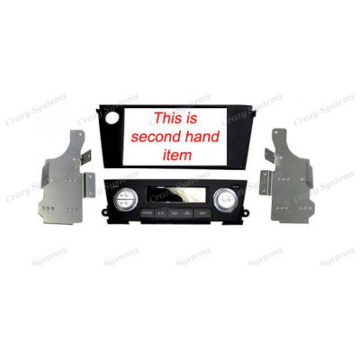 2 Din Subaru Legacy / Outback 2003 - 2008 with Single Zone Aircon Fitting Kit