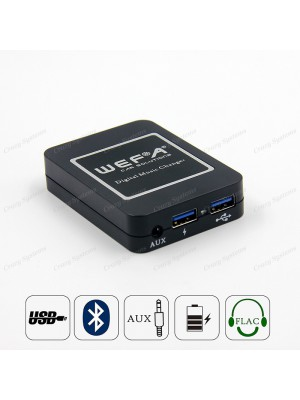WEFA Subaru Bluetooth, USB, Aux Integration Kit