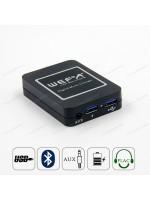 WEFA Suzuki & Subaru (Mcintosh) Bluetooth, USB, Aux Integration Kit