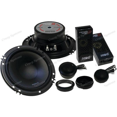 "Cerwin-Vega 5.25"" XED Series 2-Way Component Car Speaker 300W"