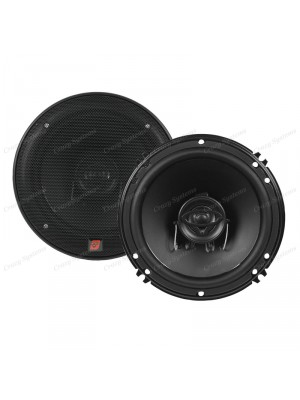 "Cerwin-Vega XED62 300W 6.5"" 2-Way Coaxial Speakers"